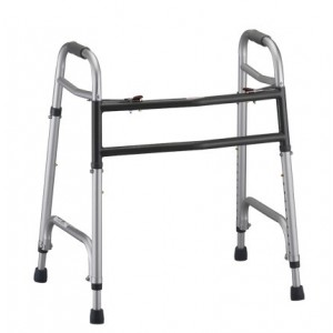 HEAVY DUTY FOLDING WALKER STD