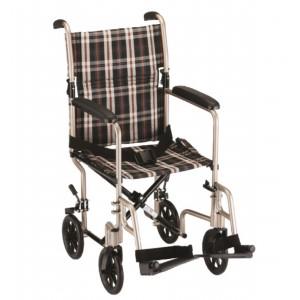 Aluminum Transport Chairs -Lightweight