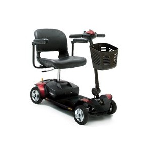 Go-Go Elite Traveler 4 Wheel