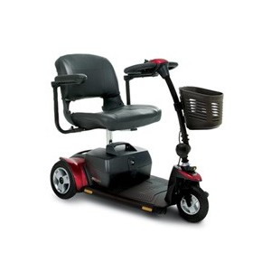 Go-Go Elite Traveler Plus 3 Wheel