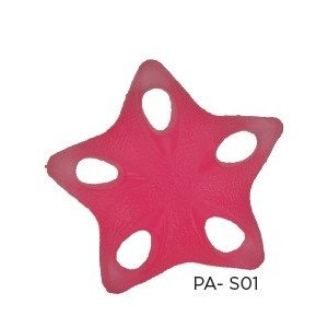 HAND FLEX STAR SOFT PINK