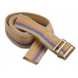 "GAIT BELT 72""  STRIPES"