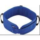"HEAVY DUTY GAIT BELT 36"" BLUE"