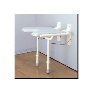 WALL MOUNT BATH SEAT FOLDABLE