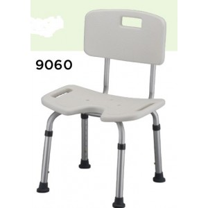 BATH SEAT WITH BACK & HYG FRONT