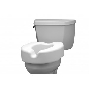 RAISED TOILET SEAT 5""