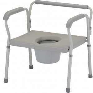 HEAVY DUTY COMMODE 500