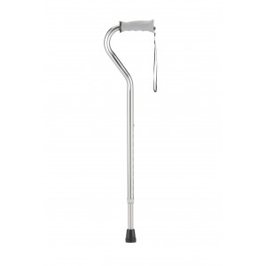 Rubber Handle Offset Cane