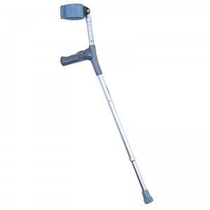 FOREARM CRUTCHES ANT GRIP STD