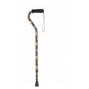 CANE OFFSET CELESTIAL WITH STRAP